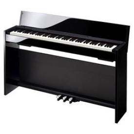 Casio Privia PX-830BP, полированное цифровое фортепиано
