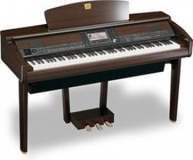 Цифровое пианино clavinova yamaha cvp407