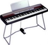KORG SP250WS цифровое фортепиано, цвет - белый