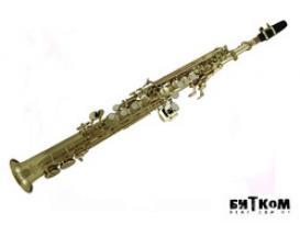 Сопрано саксофон Roy Benson SS-101