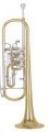 BRAHNER TR-520S - труба помповая с мундштуком Bb