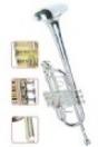 BRAHNER TR-315 - труба Bb помповая с мундшуком (строй Си-бемоль)
