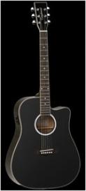 Вестерн гитара TANGLEWOOD TW28 SLBK CE