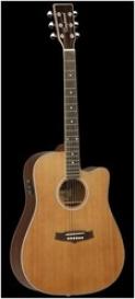 Вестерн гитара TANGLEWOOD TW28 CSN CE