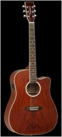 Вестерн гитара TANGLEWOOD TW28 CE XB
