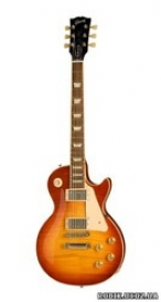 GIBSON LES PAUL TRADITIONAL FINISH LEFTY HERITAGE CHERRY SUNBURS