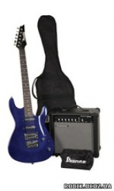 IBANEZ GAX30 WH