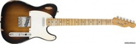 FENDER ROAD WORN 50'S STRAT 2TSB