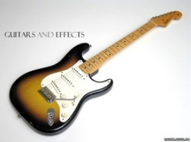 FENDER 50'S CLASSIC PLAYER STRATOCASTER MN CUSTOM PALE 2-CO
