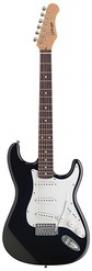 Stratocaster STAGG S250 BK