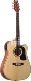 Электроакустическая гитара Washburn D10 SCE
