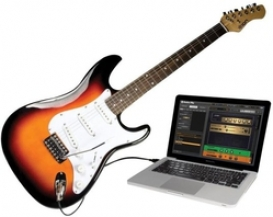 ION AUDIO DISCOVER GUITAR USB