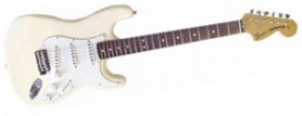 FENDER CLASSIC 70 STRATOCASTER RW OLYMPIC WHITE