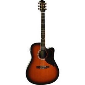 Гитара электро-акустическая EKO KW Special EQ