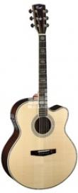 Электроакустическая гитара Cort CJ10X Nat