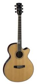 Электроакустическая гитара Cort SFX6W NS