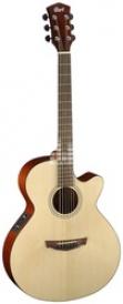 Электроакустическая гитара Cort SFX1F NS
