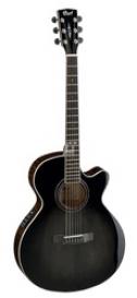 Электроакустическая гитара Cort SFX10 TBK