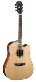 Электроакустическая гитара Cort PW360M OP