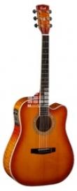 Электроакустическая гитара Cort MR780FX LVB