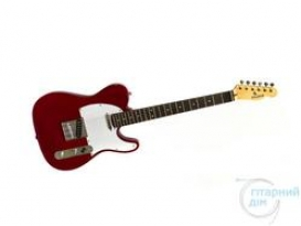 WOODSTOCK STANDARD TELE RED