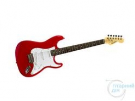 WOODSTOCK STANDARD STRAT RED