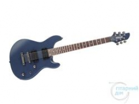 FERNANDES Dragonfly X Navy Blue Satin
