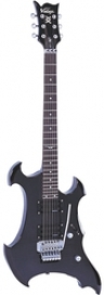 Гитара электро VINTAGE Metal Axxe Wraith VWR1000HBF