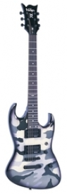 Гитара электро VINTAGE Metal Axxe Razer VR-4000CMO
