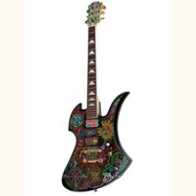 Гитара электро FERNANDES BURNY  MG-145X