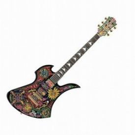 Гитара электро FERNANDES BURNY  MG-145