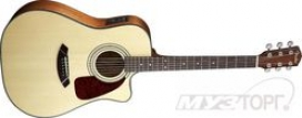 FENDER CD-140SCE, Natural, Cutaway, Solid Spruce Top, Mahog' Bac