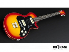Электрогитара Framus Vintage Hollywood Singlecut (RedGold HP)