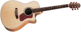 Электроакустическая гитара Walden T550CE