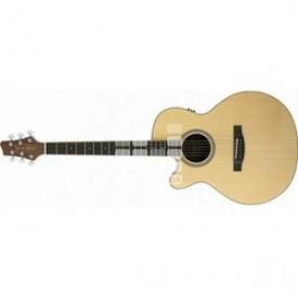 Электроакустическая гитара Stagg NA30MJCBB LH