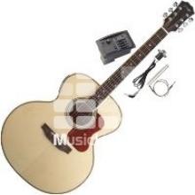 Электроакустическая гитара Stagg NP32MJCBB