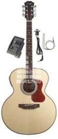 Электроакустическая гитара Stagg SJ310E