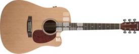 Электроакустическая гитара Stagg NA10CBB S CED