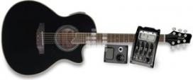 Электроакустическая гитара Stagg SW306CETU