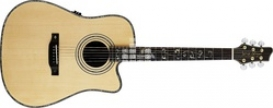 Электроакустическая гитара Stagg NA76CBB