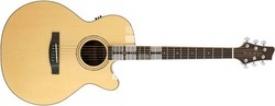 Электроакустическая гитара Stagg NA72MJCBB