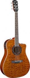 Електро-акустична гітара FENDER TBUCKET 300SCE AMBER