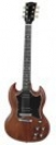 GIBSON SG SPECIAL FADED WORN BROWN CH - электрогитара с чехлом