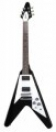 GIBSON FLYING V 1968 2008 MODEL EBONY CH HDWE - электрогитара с
