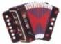 HOHNER AZ5200 - Ремни для аккордеона, большой размер