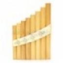 Пан-флейта HORA Panpipe 8 acacia Soprano
