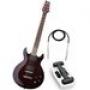 Комплект: электрогитара LAG Roxane + педаль + кабель