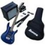 IBANEZ GSA6JU JEWEL BLUE - набор начинающего гитариста